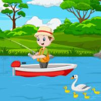 Рыбалка: пазл