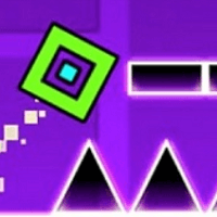 Геометрия даш: опасное приключение