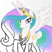 Очаровательные пони