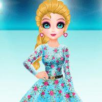 Принцесса весенний модный показ