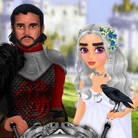 Свадебное платье королевы драконов