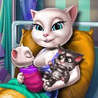 Беременная Анжела