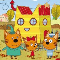 Три Кота: Карамелька