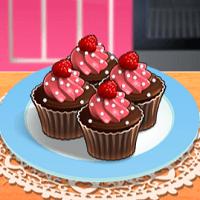 Шоколадный кекс: кухня Сары