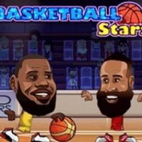 Звёзды баскетбола на двоих