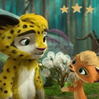 Лео и Тиг: Лео и Мила
