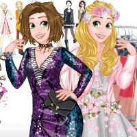 Гардероб современной принцессы