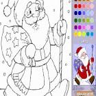 Дед Мороз c подарками