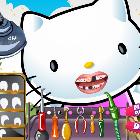 Хелло Китти лечит зубы