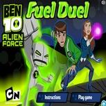 Игра Бен 10: Топливная Дуэль