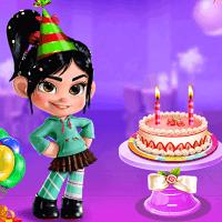 Ванилопа готовиться ко дню рождения