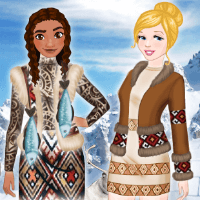 Мода принцесс — эскимосок