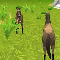 Симулятор лошади 3Д