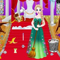 Ледяная принцесса готовится к весеннему балу