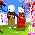 Одеваем Китти