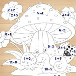 Математическая Раскраска