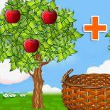 Посчитай Яблоки