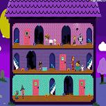 Вечеринка в Домике на Хэллоуин