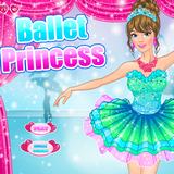 Одень Балерину