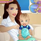 Кэрол Заботится о Малыше