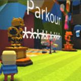 Роблокс: Паркур