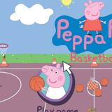 Свинка Пеппа Баскетбол