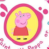 Свинка Пеппа: Набор Раскрасок