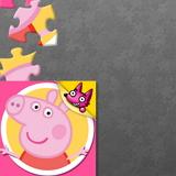 Свинка Пеппа: Пазл