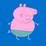 Свинка Пеппа Прыжки в Воду