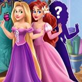 Создай Принцессу Диснея