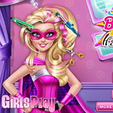 Реальные Прически Супер Барби