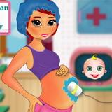 Принимать Роды у Беременной