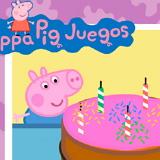 День Рождение Свинки Пеппы Пазл
