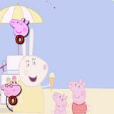 Игра Свинка Пеппа Набор Букв