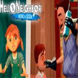 Привет Сосед: Прятки