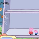 Пеппа Украшает Дом на Хэллоуин