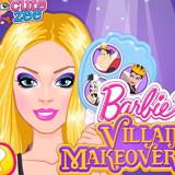Барби в образе злодейки
