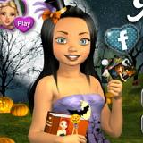 Эйви в Стиле Хэллоуин