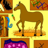 Гардероб для Лошадки