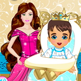 Уход за Малышами: Няня Принца