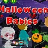 Уход за Младенцем в Хэллоуин