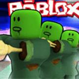Роблокс: побег от зомби