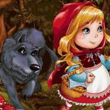 Пазл Красная Шапочка