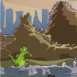 Крокодильчик Свомпи: Паркур