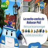 Робокар Поли: Прятки