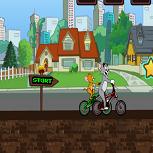 Велосипедный Порыв