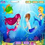 Русалки: Поцелуи под Водой