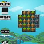 Майнкрафт: собери кубики
