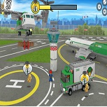 Лего Сити: Взлётно — Посадочная Полоса