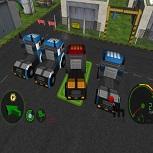 Парковка Грузовика 3Д